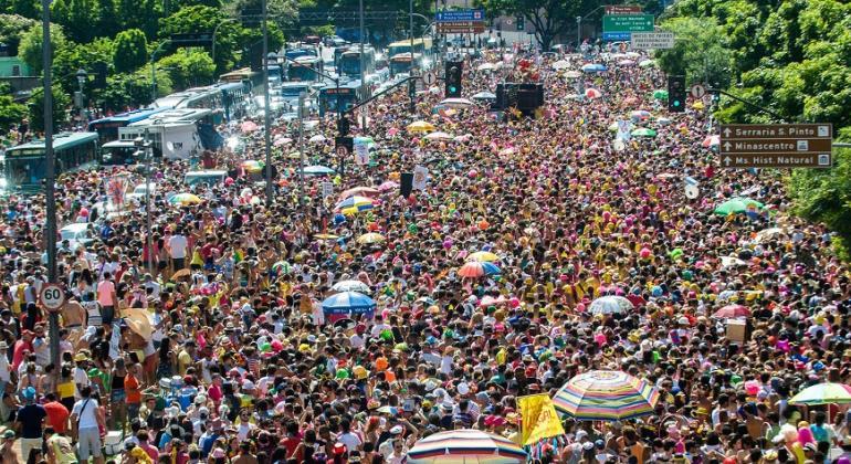 Carnaval 2019 gera R$3,5 bi para o RJ