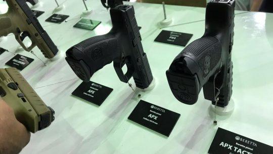 Arma é roubada na maior feira de Segurança da América Latina
